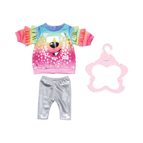 Zapf CreationBABY BORNPuppen Outfit Sweater 43cm 1