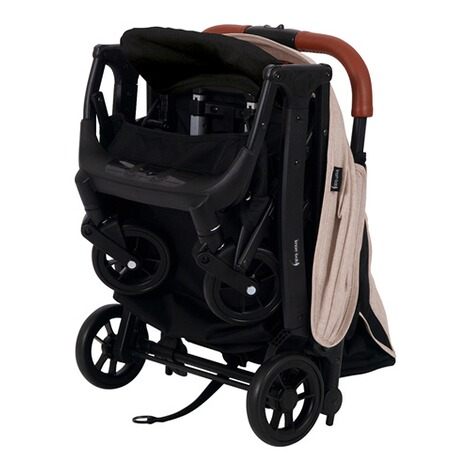 knorr-babyB-Easy Fold Buggy mit Liegefunktion  Creme 3