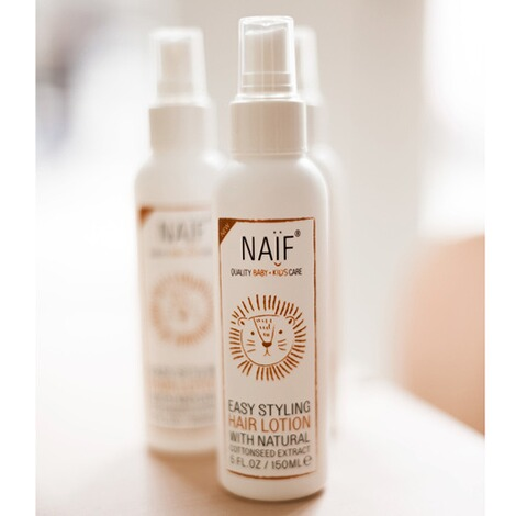 NAÏFHaarlotion 150ml 4