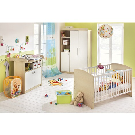 Roba 3 Tlg Babyzimmer Lena Online Kaufen Baby Walz