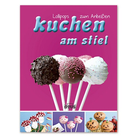 Backbuch-Kuchen am Stiel 1