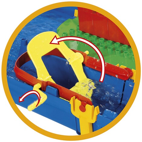 BIG  Wasserbahn Waterplay Funland 3
