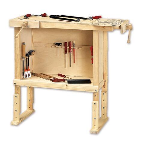 Werkbank aus Holz online kaufen | baby-walz