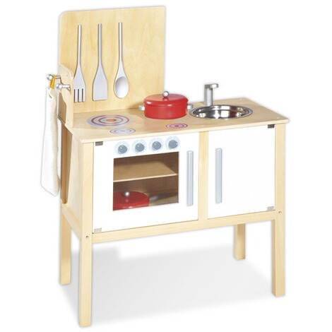 Kinderküche Jette aus Holz