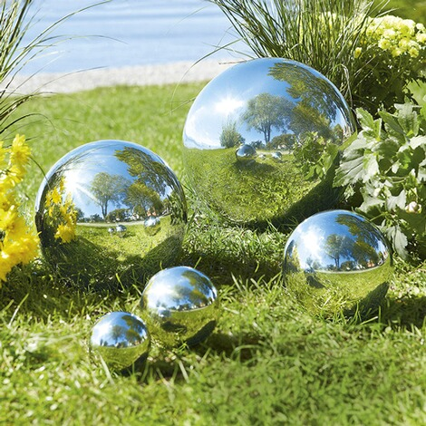 Boules Inox Decorative