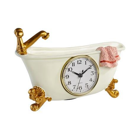 Badezimmer-Uhr