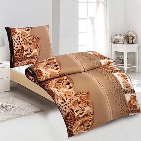 bettw sche gepard online kaufen die moderne hausfrau. Black Bedroom Furniture Sets. Home Design Ideas