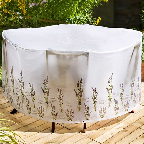 abdeckhaube f r tisch und st hle online kaufen die moderne hausfrau. Black Bedroom Furniture Sets. Home Design Ideas