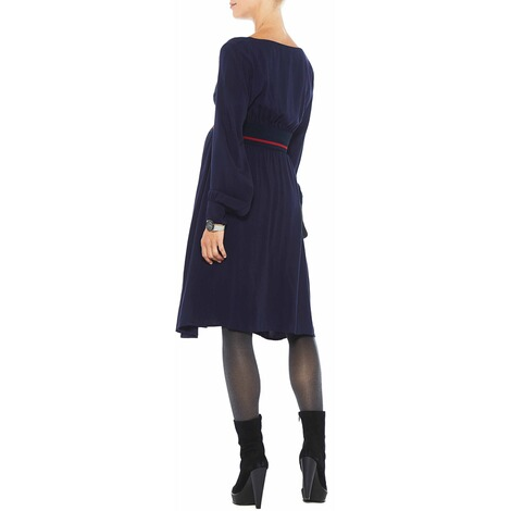 Paulina  Stillkleid Banklady  dark blue 4