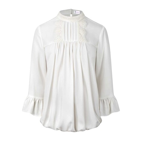 PAULINA  Umstandsbluse Road to Heaven  off-white 1