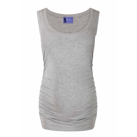 PAULINA  Tanktop Step Up  grey 1