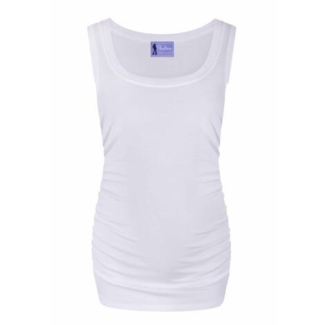 PAULINA  Tanktop Step Up  white 1
