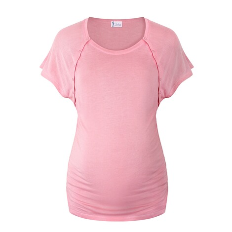 PAULINA  Stillshirt The Happy Family  light pink 1