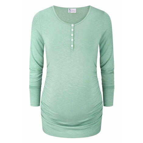 PAULINA  Stillshirt Training Day  mint 1