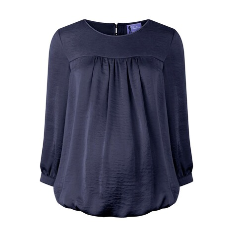PAULINA  Umstandsbluse Perfect Sense  dark blue 1
