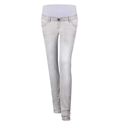 PAULINA  Umstandsjeans The Guard  grey 1