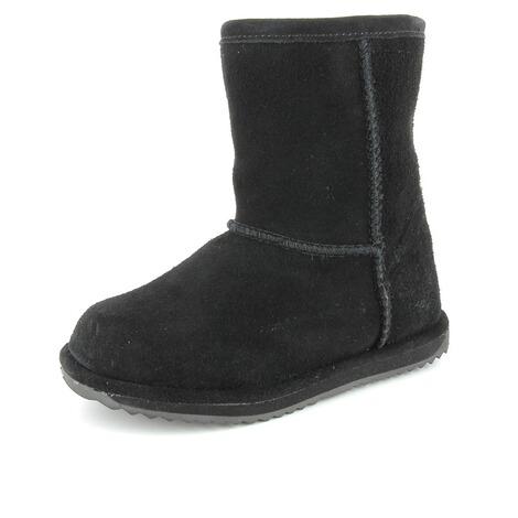 EMU Stiefel Brumby Lo schwarz