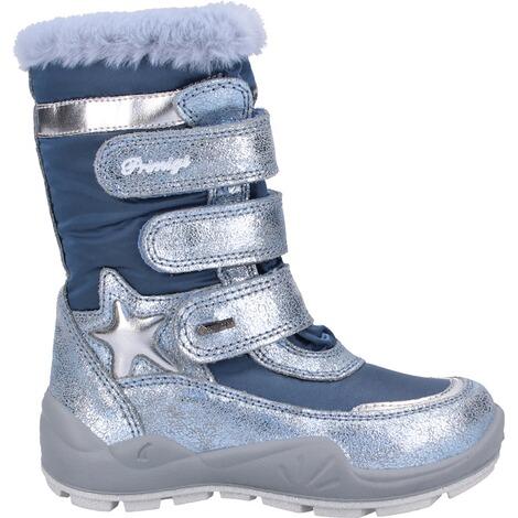Primigi »Leder« Snowboots, Verschluss: Klettverschluss online kaufen   OTTO