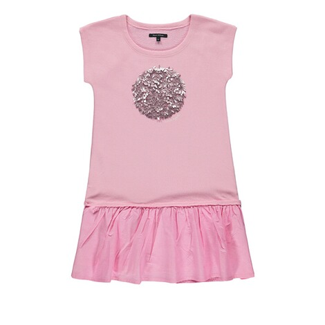 Marc O`Polo Junior  Kleid ärmellos  prism pink 1