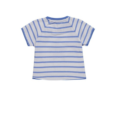 Bellybutton  T-Shirt gestreift mit Stern Little big Star  y/d stripe 2