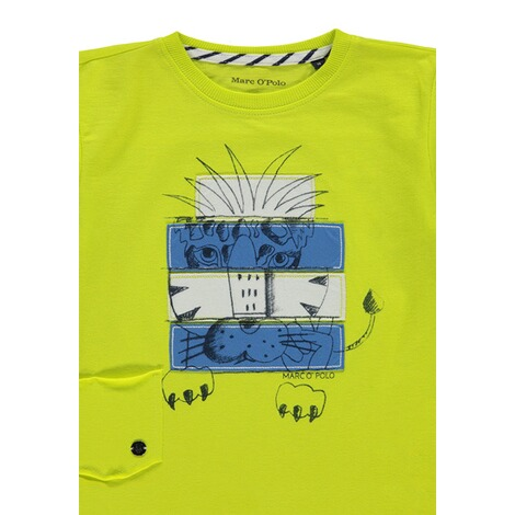 Marc O`Polo JuniorT-Shirt  sulphur spring 3