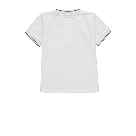 Marc O`Polo Junior  Piquee-Shirt  bright white 2