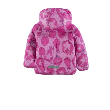 Ticket to Heaven  Wendejacke Lightweight Padding Capella m. abnehmbarer Kapuze  raspberry rose 2