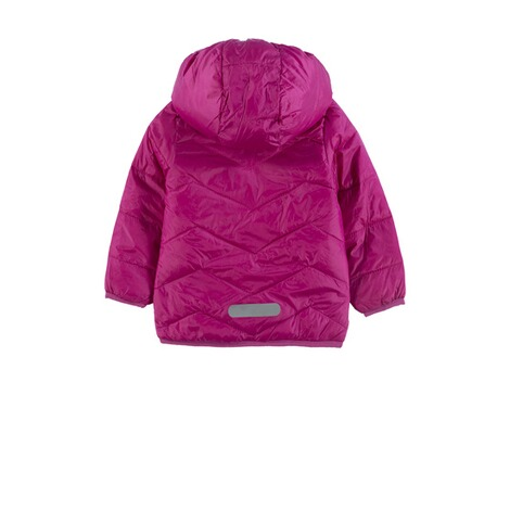 Ticket to Heaven  Wendejacke Lightweight Padding Capella m. abnehmbarer Kapuze  raspberry rose 3