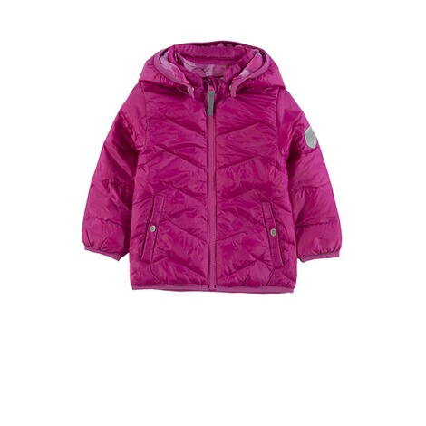 Ticket to Heaven  Wendejacke Lightweight Padding Capella m. abnehmbarer Kapuze  raspberry rose 4