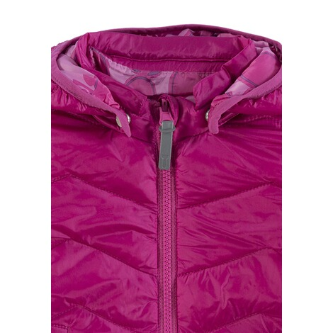Ticket to Heaven  Wendejacke Lightweight Padding Capella m. abnehmbarer Kapuze  raspberry rose 5