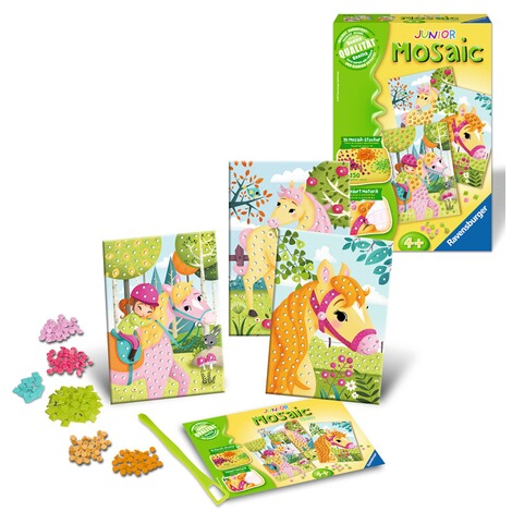 Ravensburger  Mosaic Junior 2
