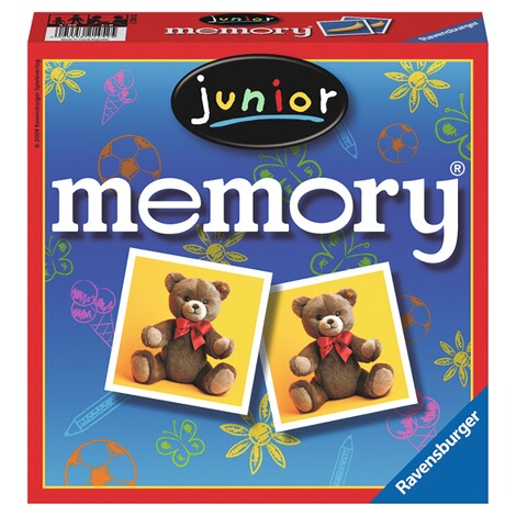 RAVENSBURGER  Junior memory®, Legekartenspiel 1