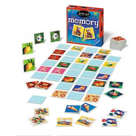 RAVENSBURGER  Junior memory®, Legekartenspiel 2