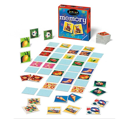 RAVENSBURGER  Junior memory®, Legekartenspiel 3
