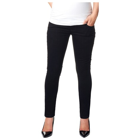 NOPPIES  Slim Umstandsjeans Leah  Black 5