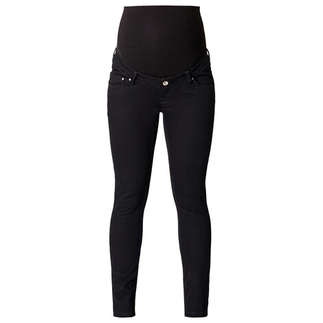 NOPPIES  Slim Umstandsjeans Leah  Black 1