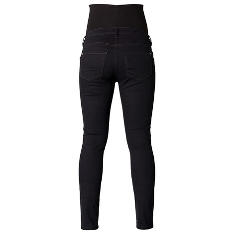 NOPPIES  Slim Umstandsjeans Leah  Black 2