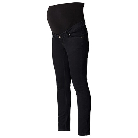 NOPPIES  Slim Umstandsjeans Leah  Black 3