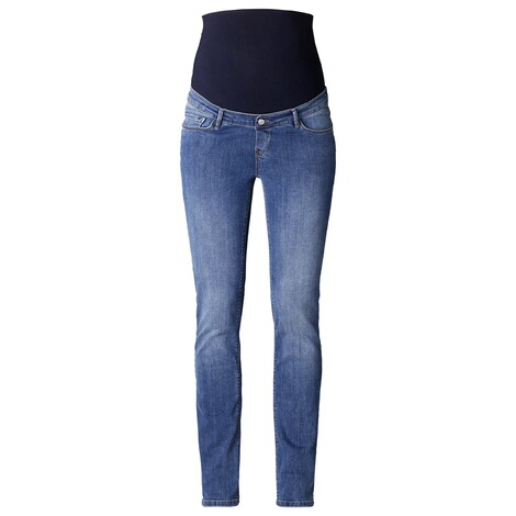 ESPRIT  Straight Umstandsjeans  Medium Wash 1