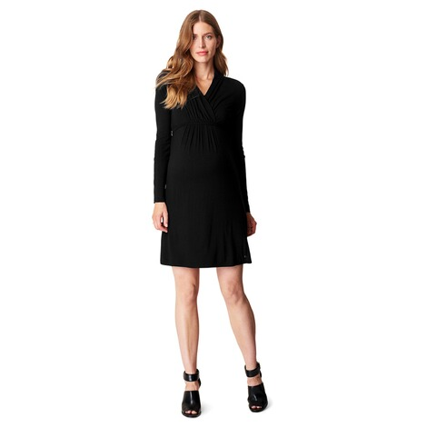ESPRIT  Still-Kleid  Black 4