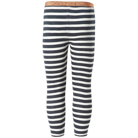 NOPPIES  Leggings Norrigde  Navy Stripe 2