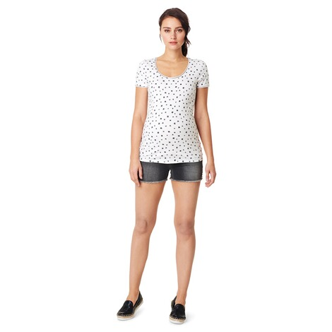 NOPPIES  T-shirt Fay  White 4