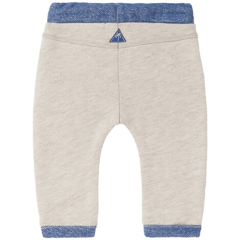 NOPPIES  Jogginghose Erwin  Off White Melange 2