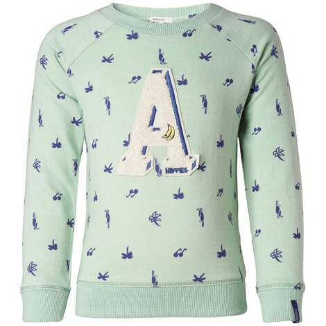 NOPPIES  Sweater Ferndale  Light Mint 1