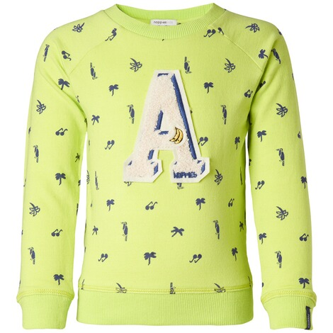 NOPPIES  Sweater Ferndale  Lime 1