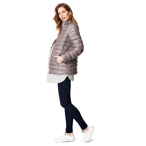 ESPRIT  Umstandsjacke Winter  Light Taupe 6