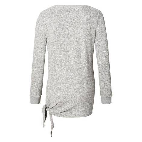 NOPPIES  Pullover Gennifer  Grey Melange 2