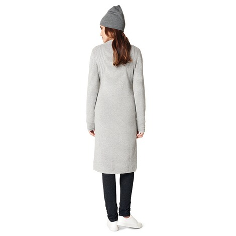 NOPPIES  Strickjacke Gaelle  Grey Melange 6