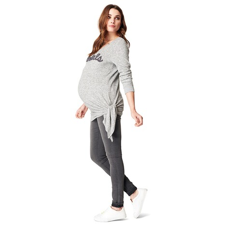 NOPPIES  Pullover Gennifer  Grey Melange 6