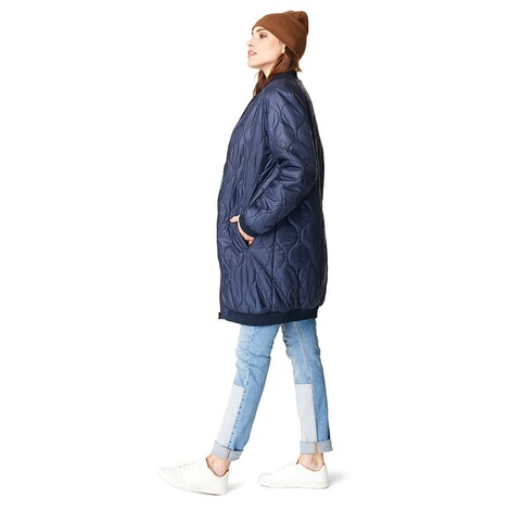 uk availability 471f7 4e4d5 Noppies Bomberjacke Germaine Navy